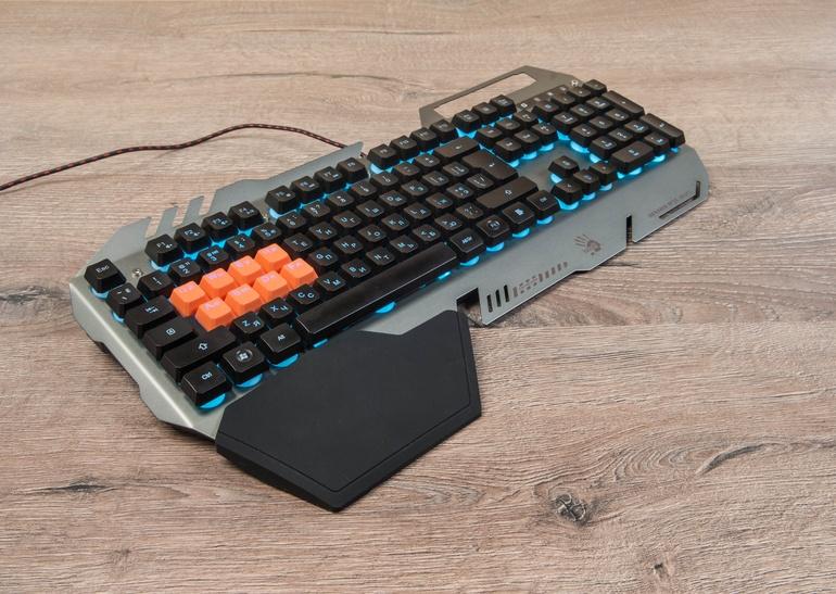 Клавиатура игровая A4Tech Bloody B418 USB