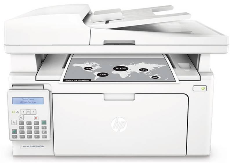 МФУ HP LaserJet Pro M130fn MFP