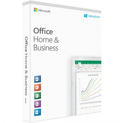 Офисный пакет Microsoft Office Home & Business 2019 Russian